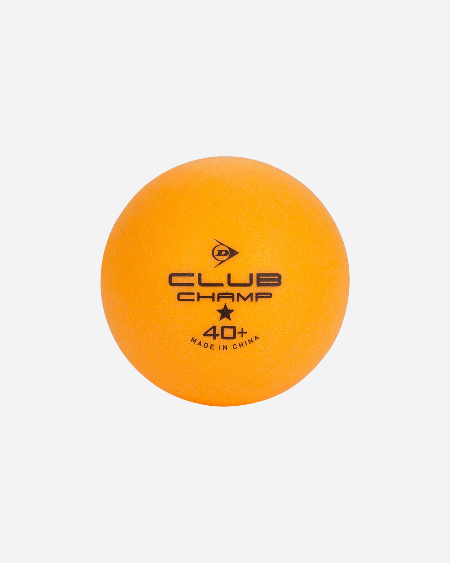 Accessorio ping pong DUNLOP CHAMPIONSHIP 6PZ S4010057 ORNG UNI scatto 0