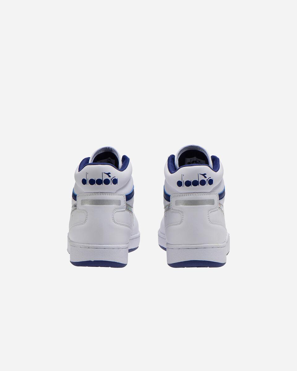 Scarpe sneakers DIADORA PLAYGROUND HIGH JR GS S5089894 scatto 4