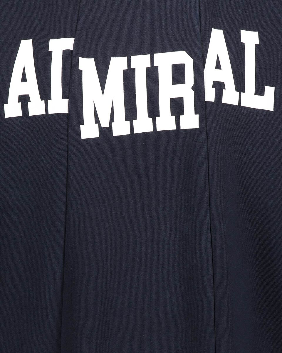 T-Shirt ADMIRAL BIG LOGO LETTERING W S4087728 scatto 2