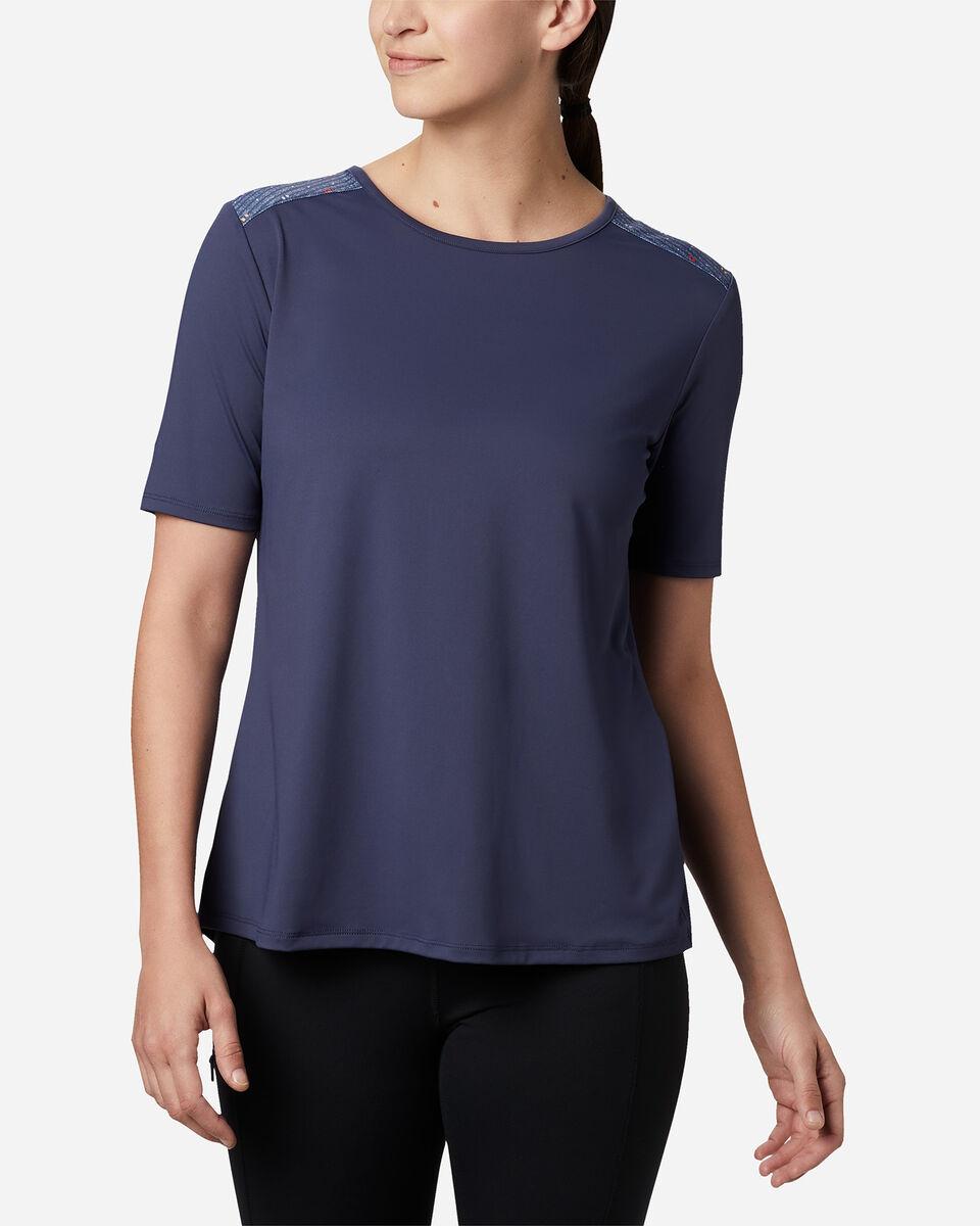 T-Shirt COLUMBIA CHILL RIVER W S5174997 scatto 1