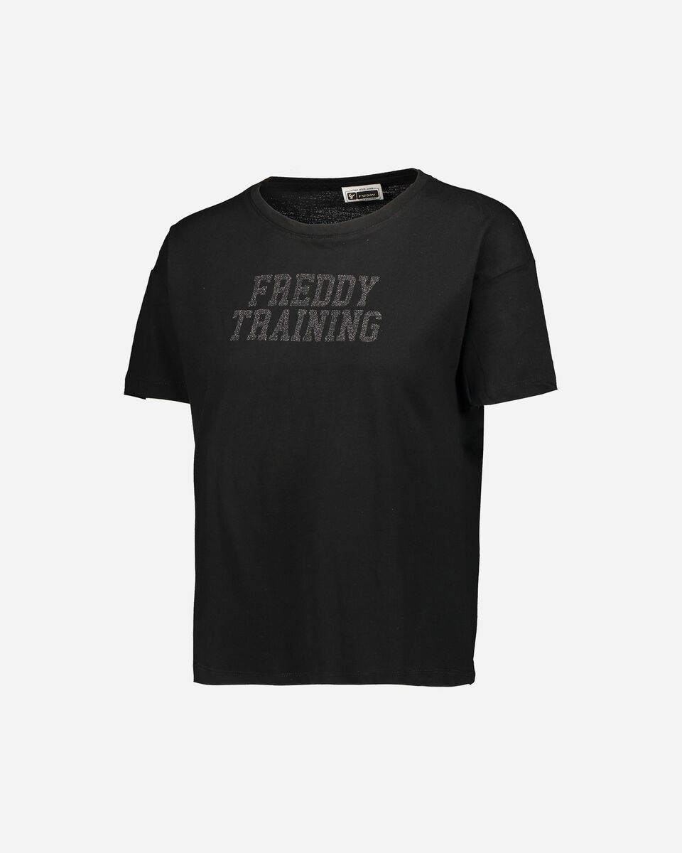 T-Shirt FREDDY BIG LOGO W S5245269 scatto 0