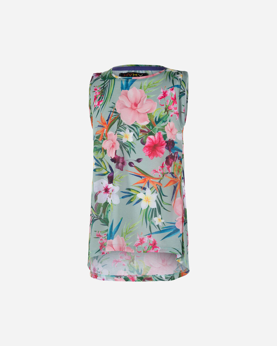 T-Shirt HAKY PAKY FLOWERS JR S4062277 scatto 0