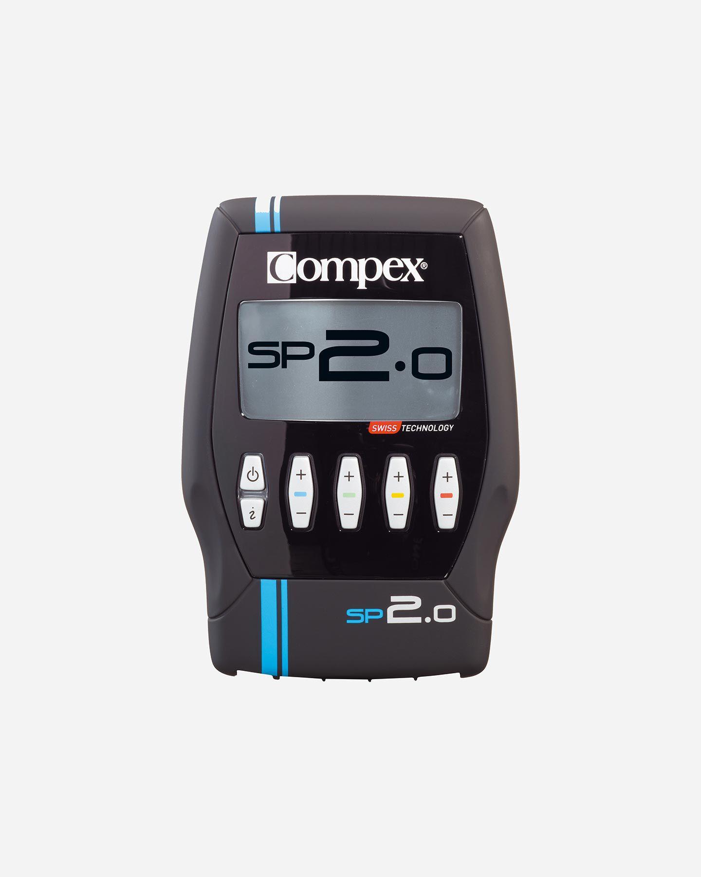 Elettrostimolatore COMPEX SP 2.0 S1296247 1 UNI scatto 0