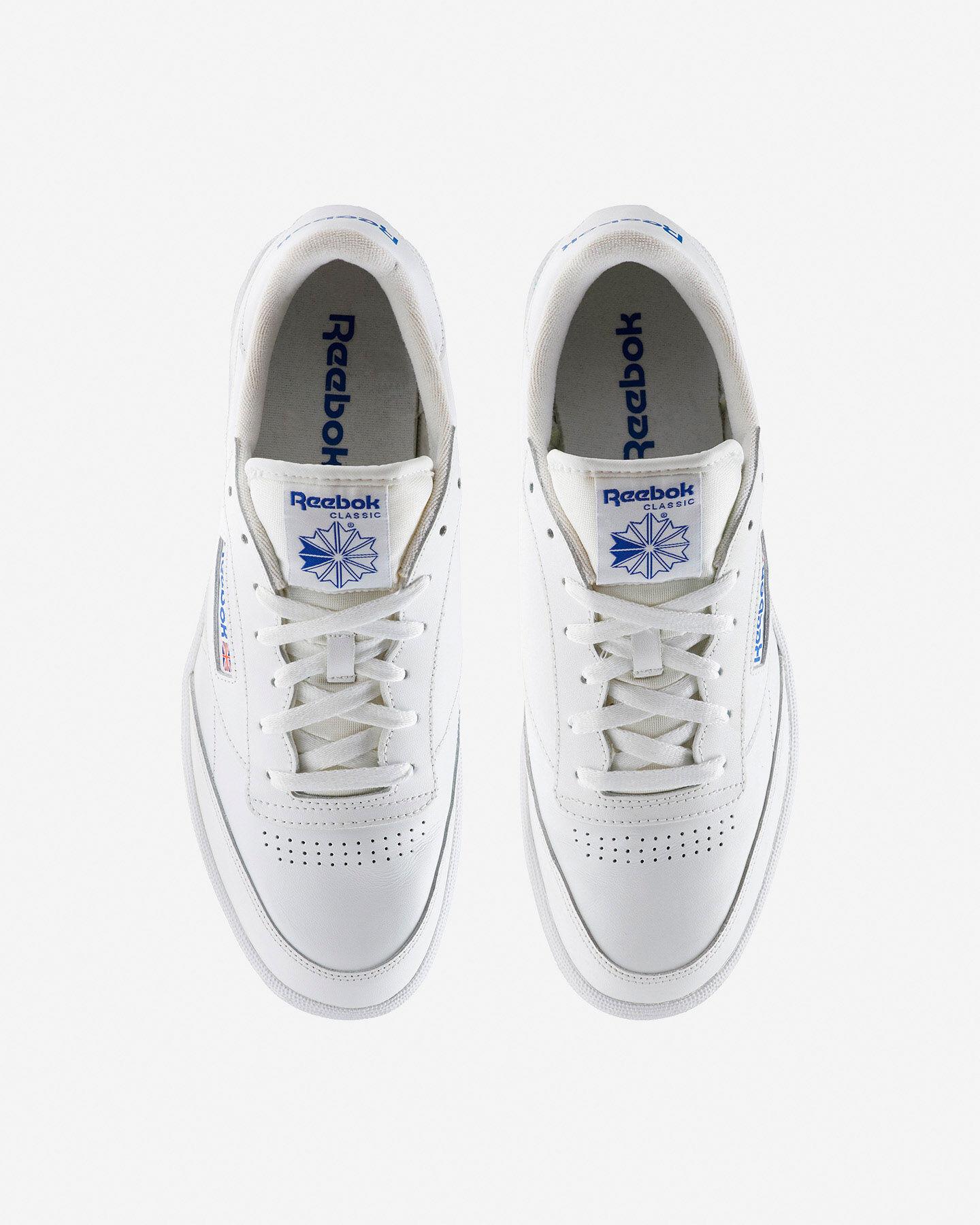 Scarpe sneakers REEBOK CLUB C 85 M S4034170 scatto 3