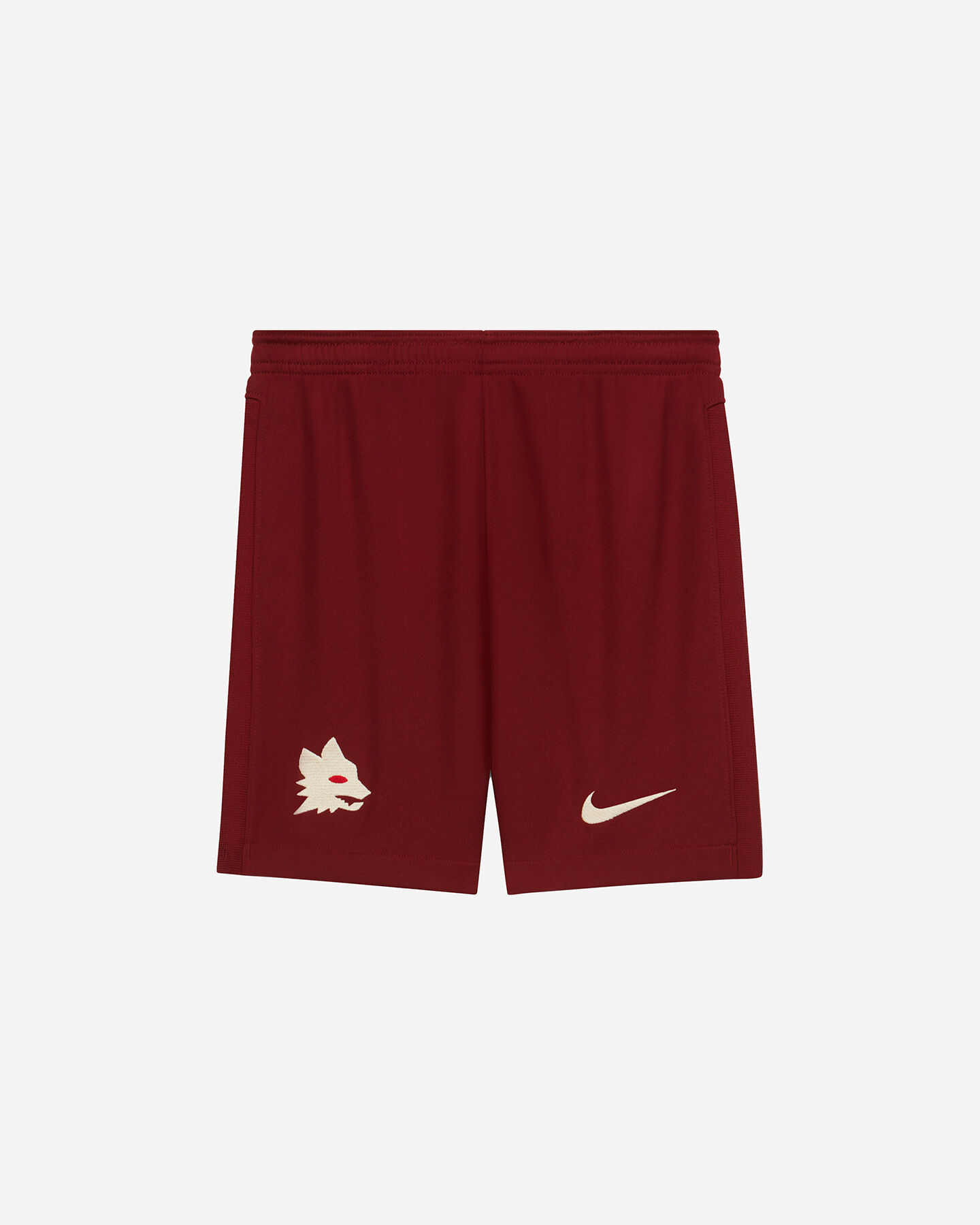 Pantaloncini calcio NIKE ROMA AWAY 20-21 JR S5225236 scatto 0