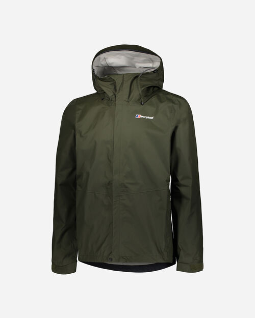 Pile BERGHAUS DELUGE VENTED SHELL M