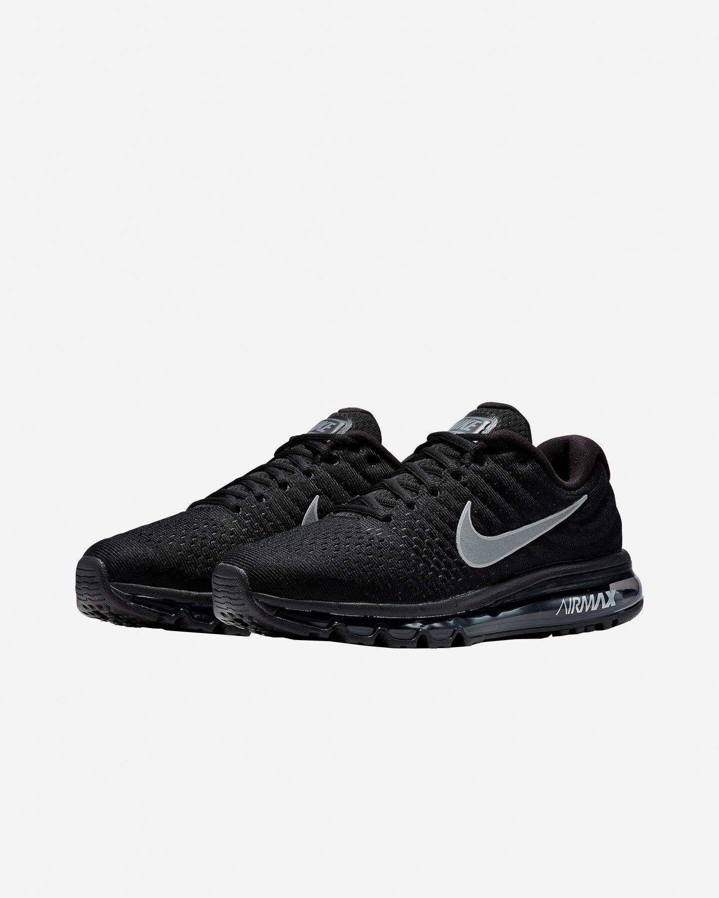 Scarpe Sneakers Nike Air Max 2017 M AT0044 001 | Cisalfa Sport