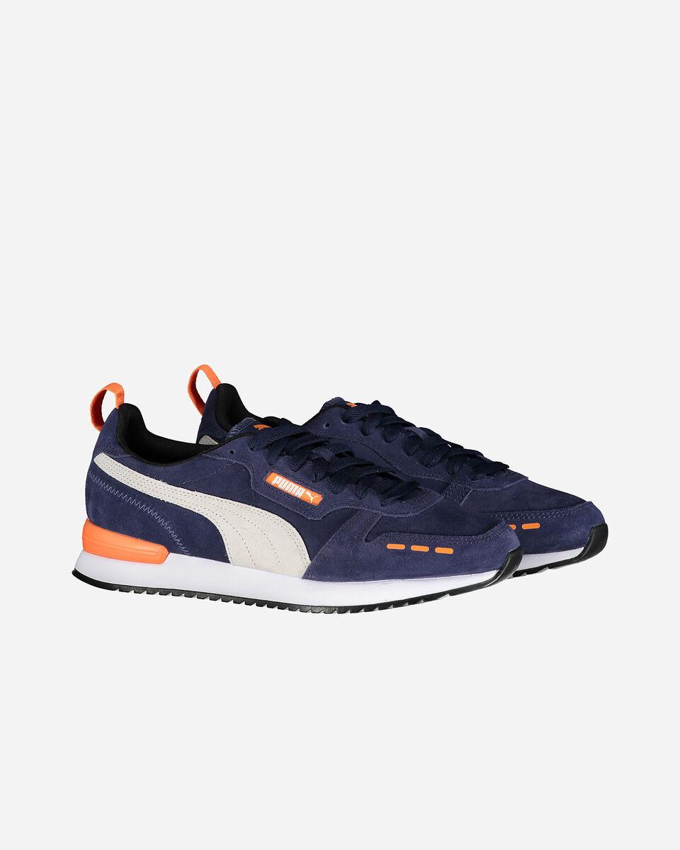 Scarpe sneakers PUMA R78 SD M S5238264 scatto 1