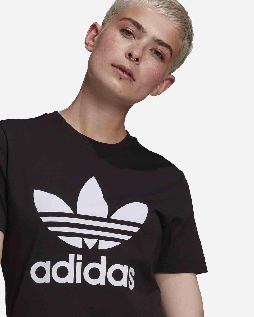 T-Shirt ADIDAS TREFOIL W S5271084 scatto 4
