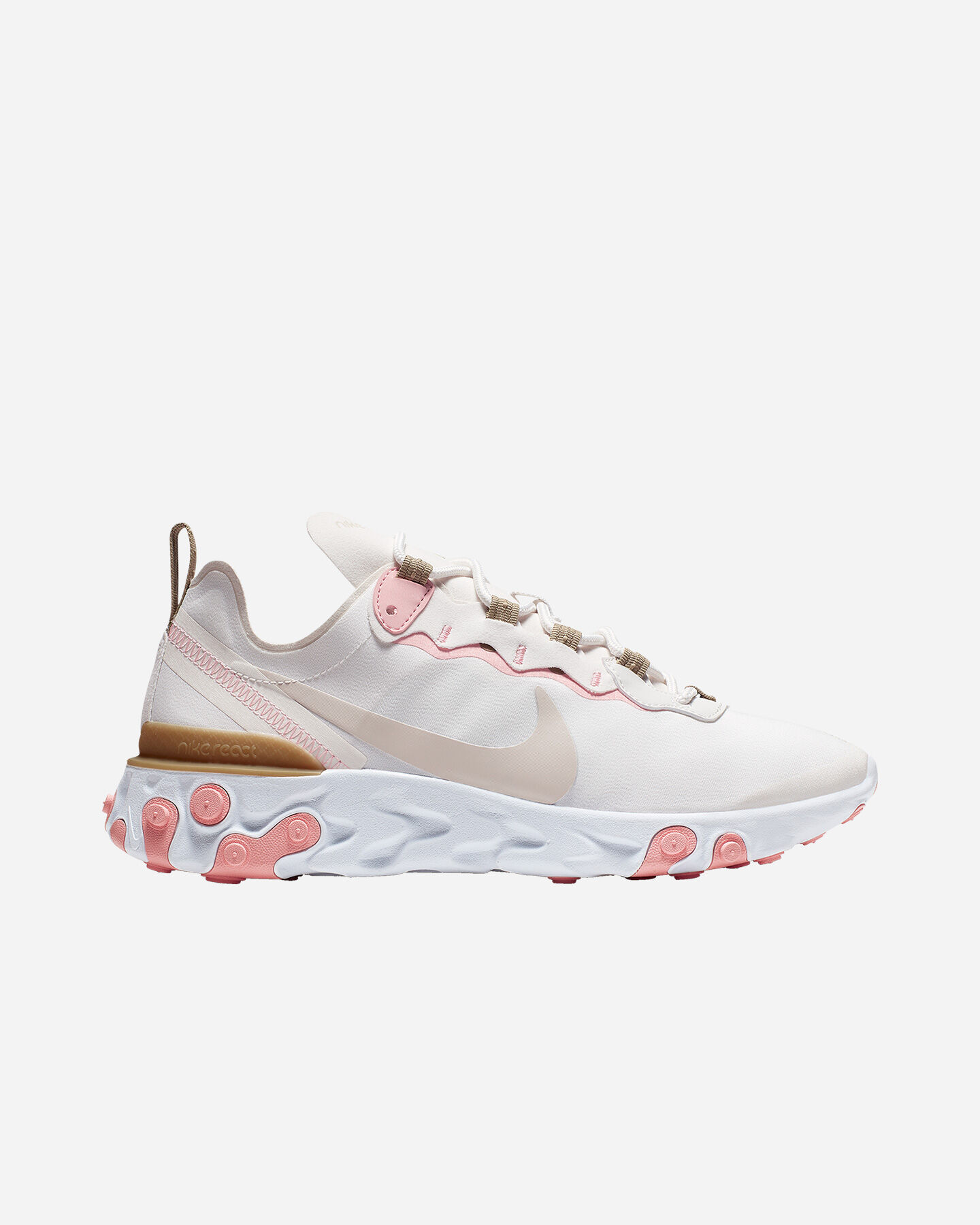 Scarpe sneakers NIKE REACT ELEMENT 55 W S5197490 scatto 0