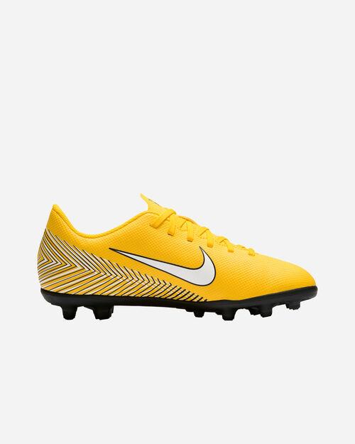 8bbee59e8f73c4 Scarpe Calcio Nike Mercurial Vapor 12 Club Neymar Mg Gs Jr AO9472 ...