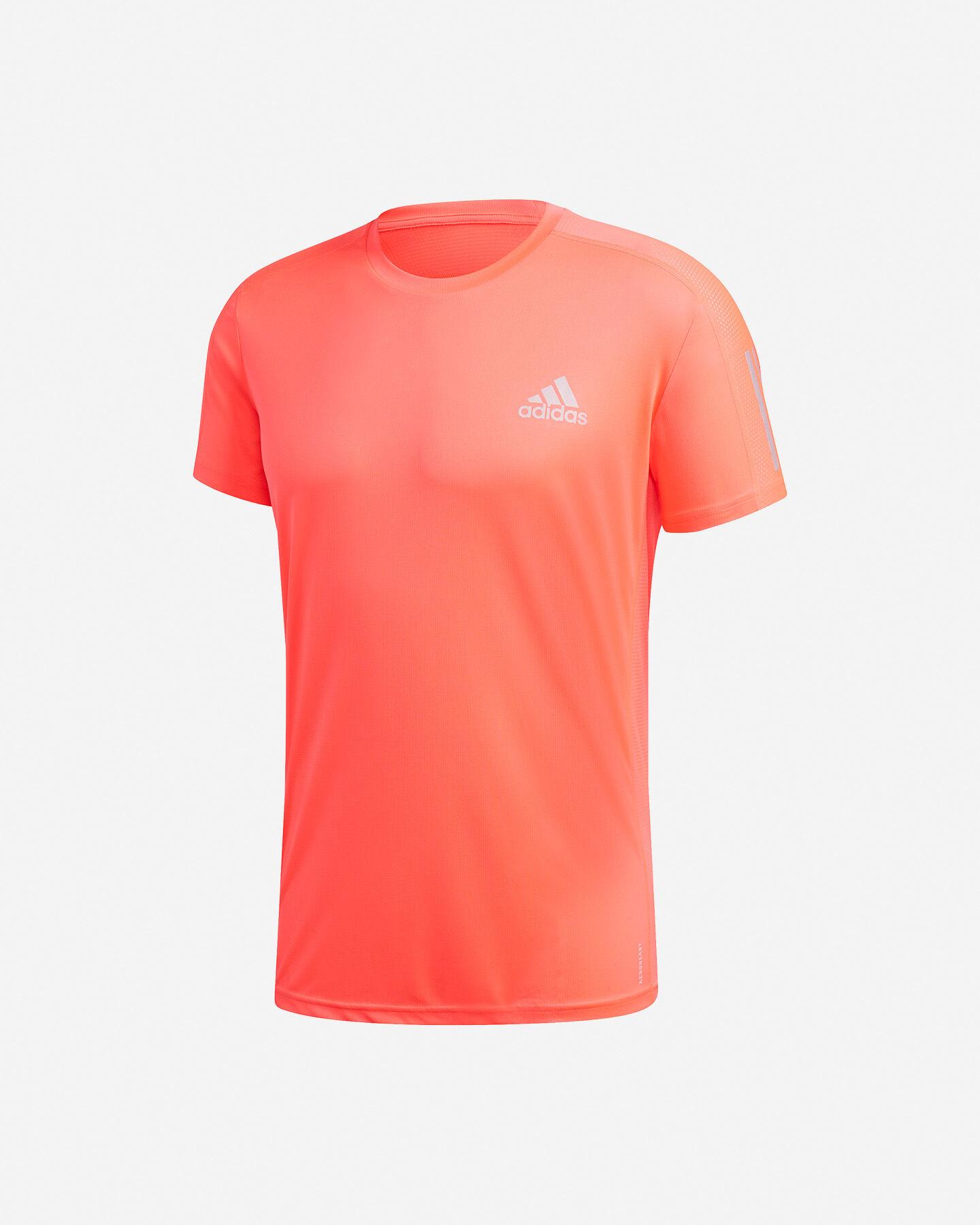 dueño jugo picnic  T-shirt Running Adidas Own The Run M GC7938   Cisalfa Sport