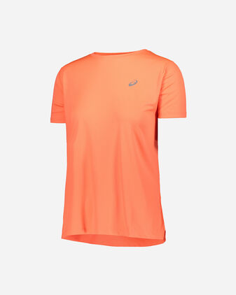 T-Shirt running ASICS TOP W