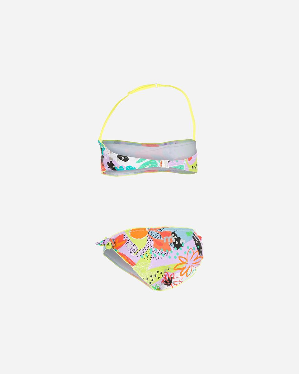 Bikini MISTRAL FLOWER FLUO JR S4089667 scatto 1