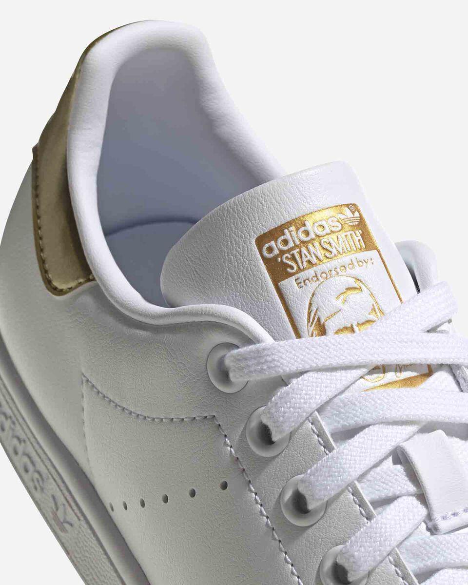 Scarpe sneakers ADIDAS STAN SMITH W S5273436 scatto 3