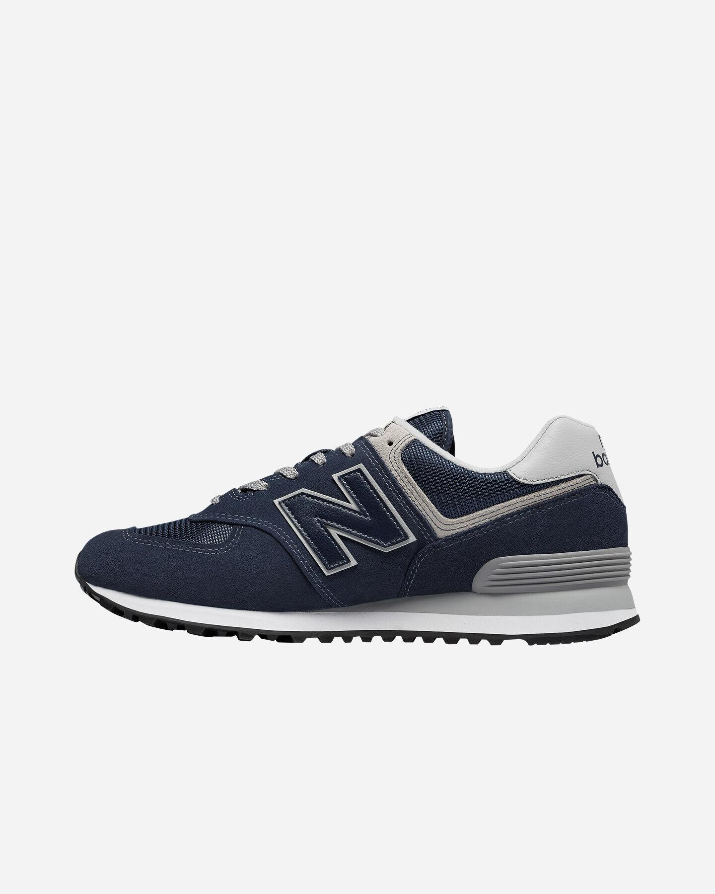 Scarpe sneakers NEW BALANCE 574 M S4040048 scatto 3