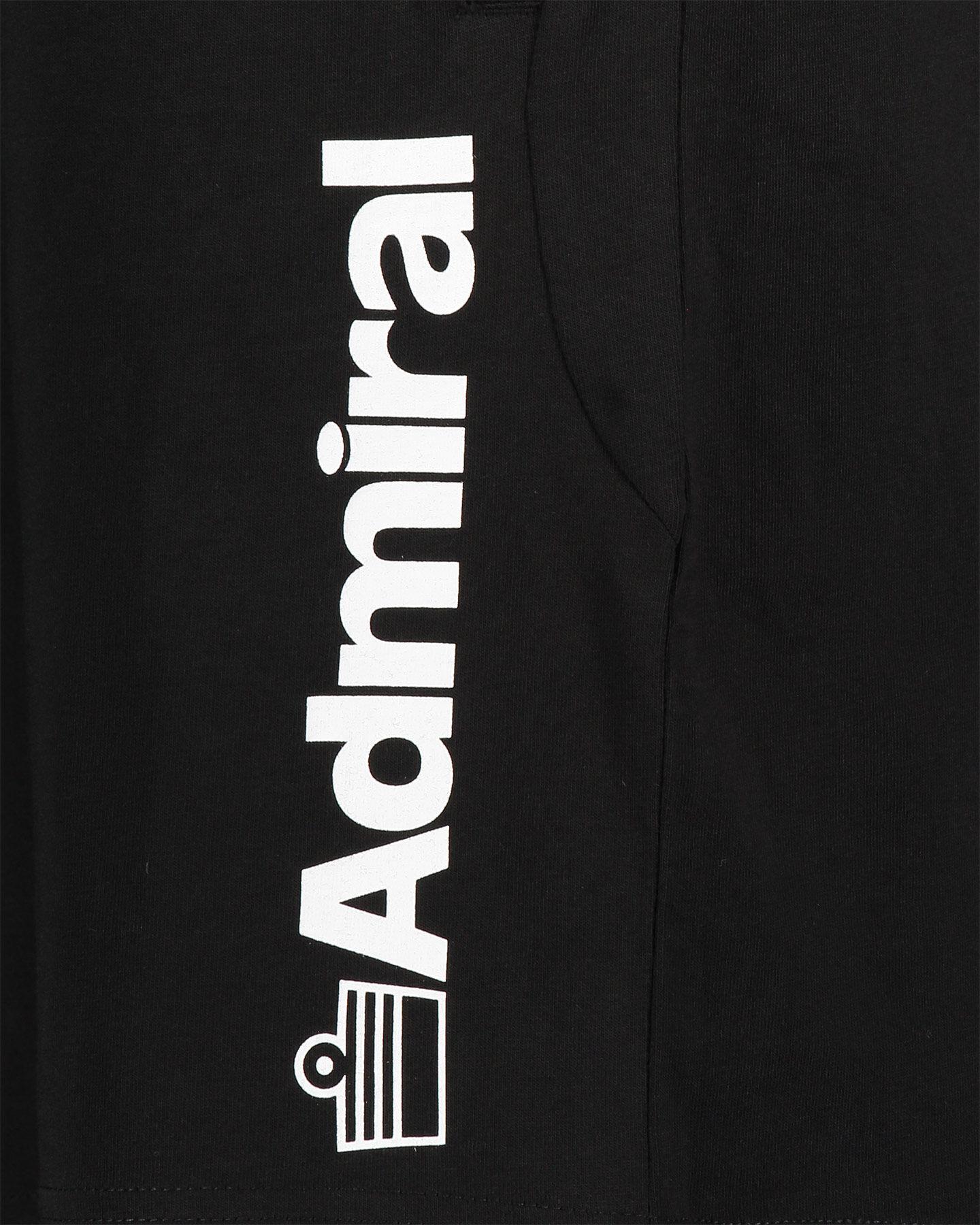 Pantaloncini ADMIRAL LOGO SUMMER M S4077244 scatto 3