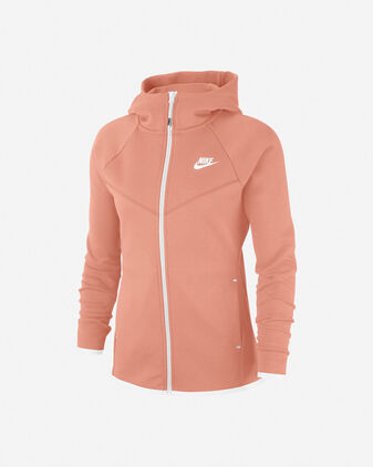 Felpa NIKE WINDRUNNER TECH FLEECE W