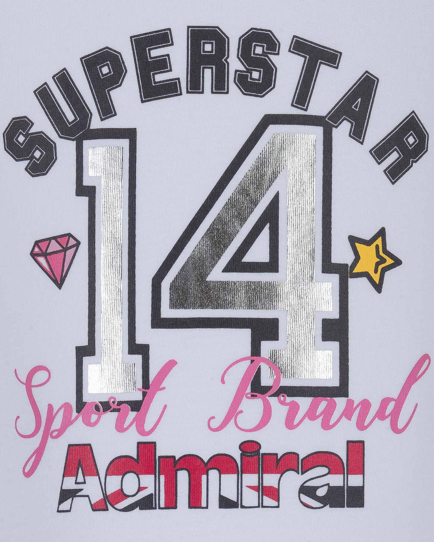 Canotta ADMIRAL SUPERSTAR 14 JR S4059272 scatto 2