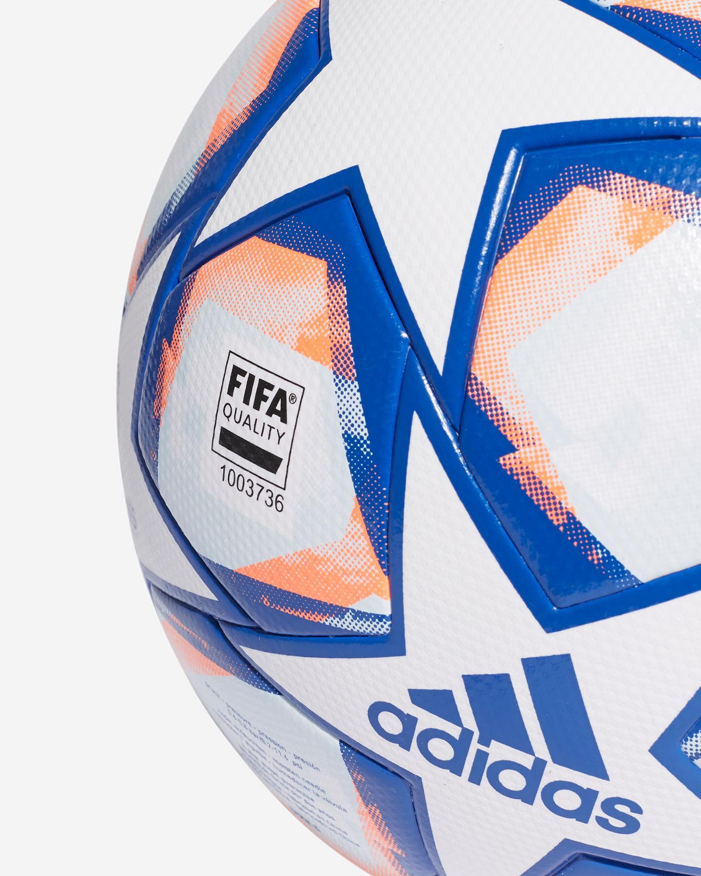 Pallone calcio ADIDAS LGE FINALE 20 MIS 5 S5217707|UNI|5 scatto 3