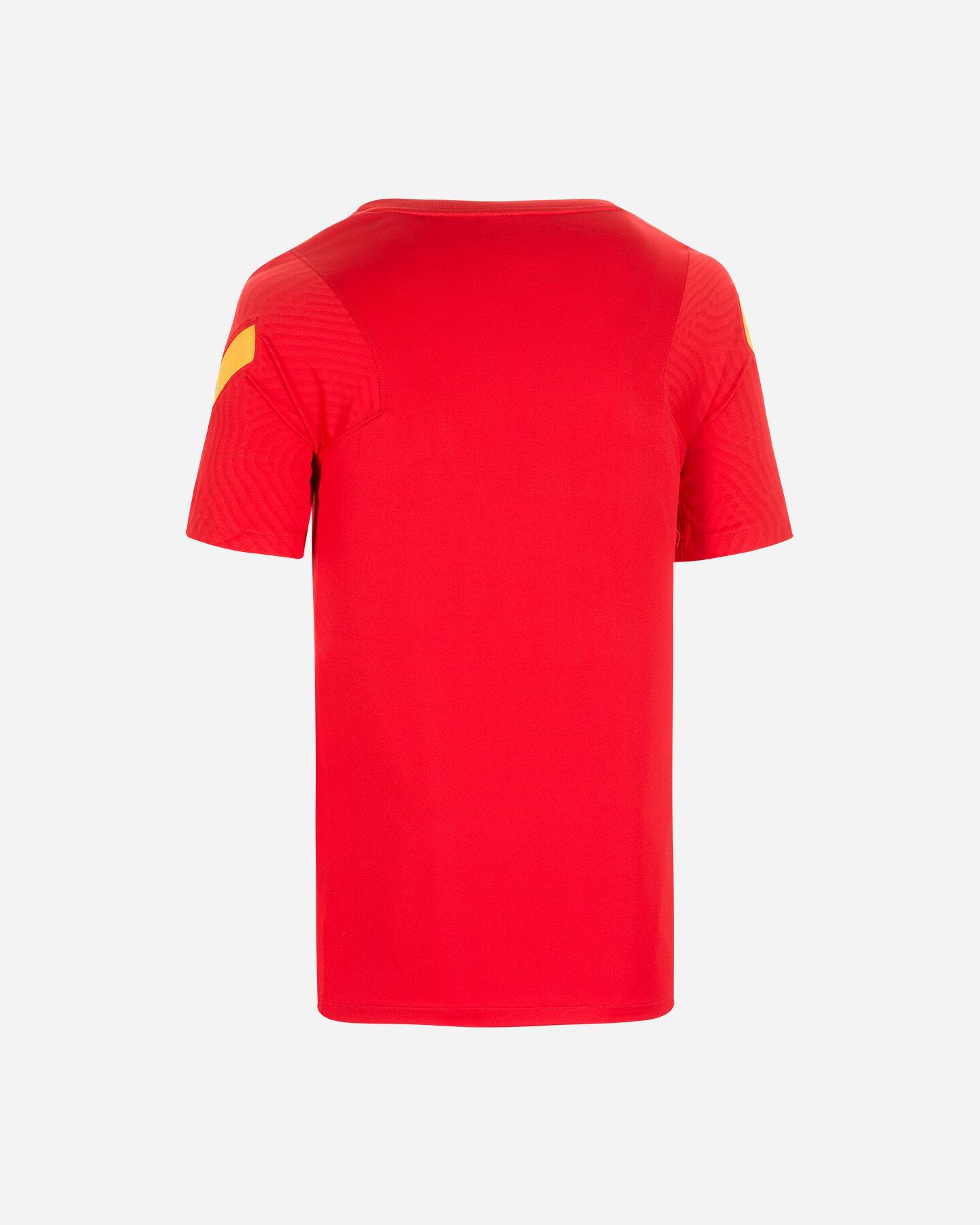 Abbigliamento calcio NIKE ROMA TRAINING 20-21 M S5195501 scatto 1