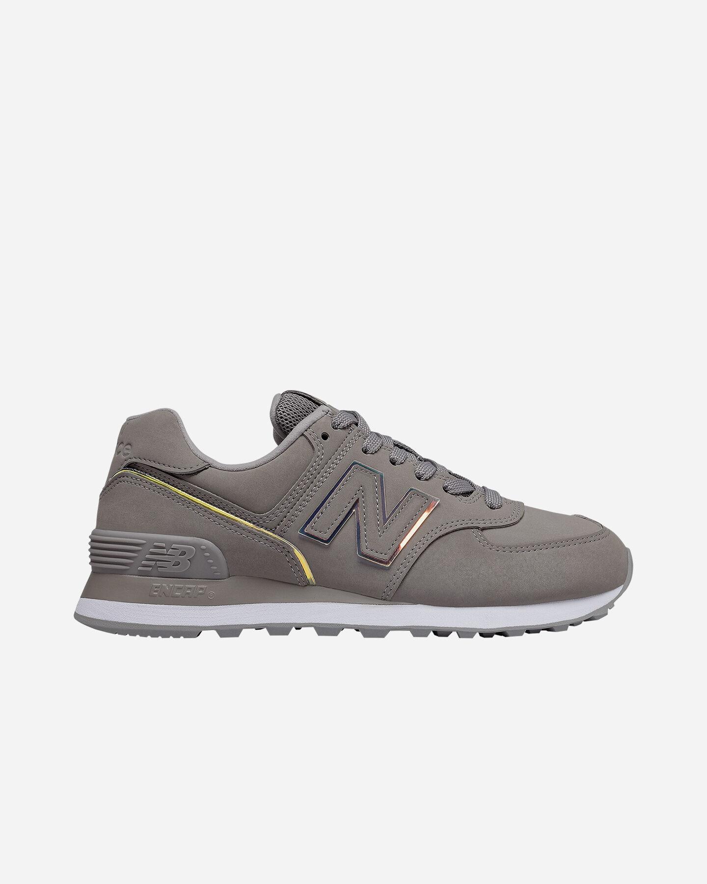 Scarpe sneakers NEW BALANCE 574 W S5237250 scatto 0