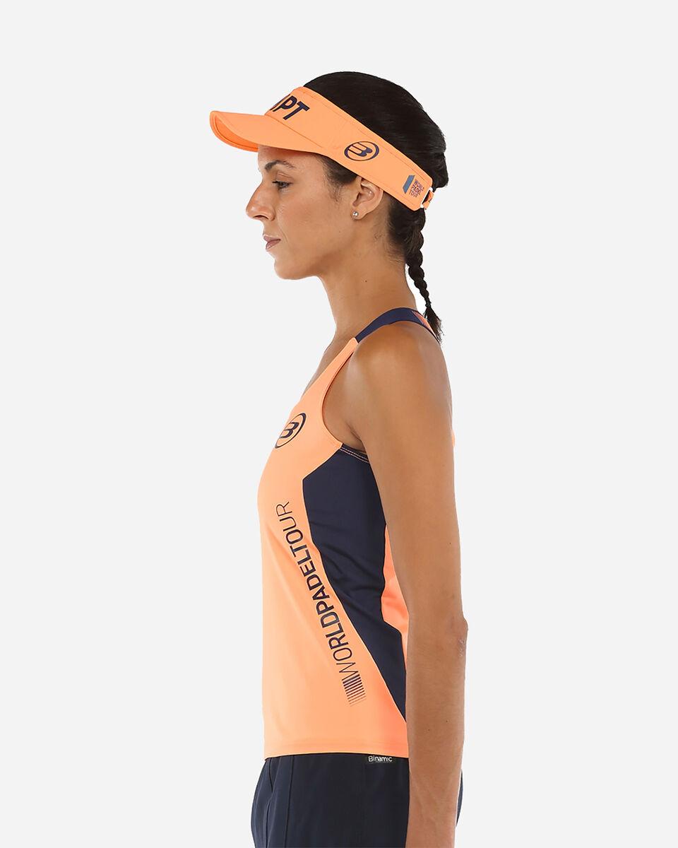 T-Shirt tennis BULLPADEL YALI PADEL W S5349391 scatto 1