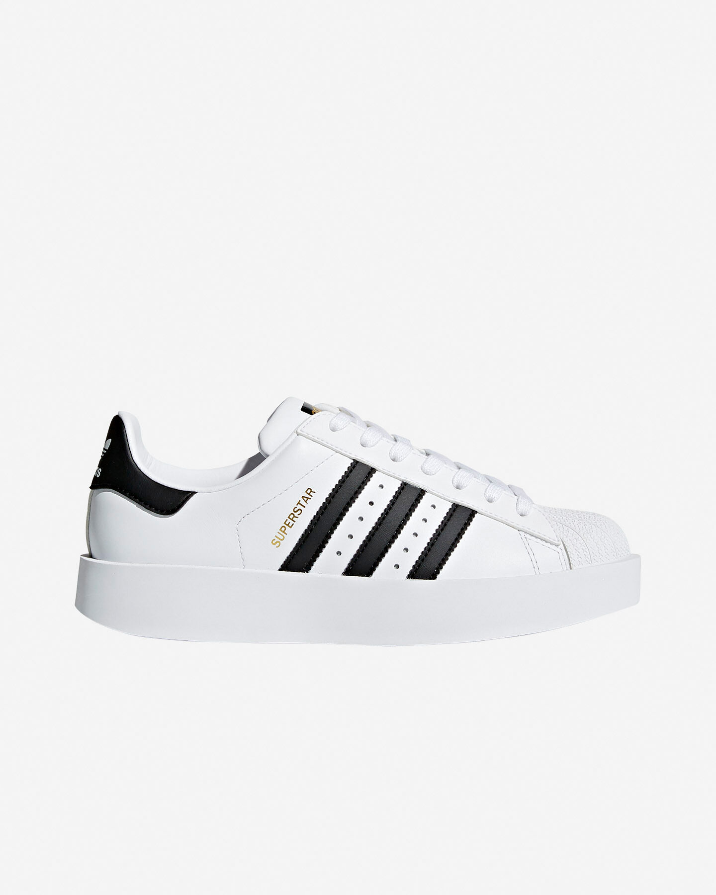 Scarpe sneakers ADIDAS SUPERSTAR BOLD W