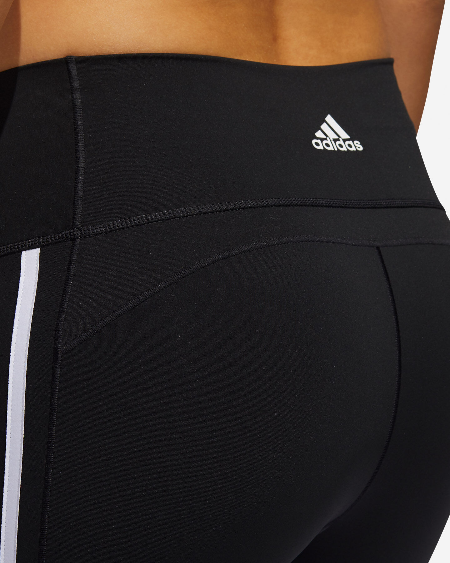 Leggings ADIDAS BELIEVE THIS 2.0 3 STRIPE 7/8 W S5154725 scatto 5