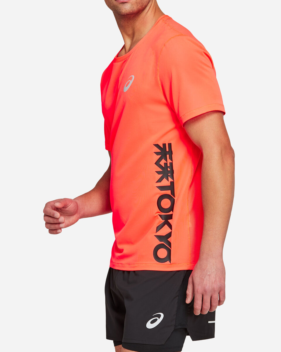 T-Shirt running ASICS FUTURE TOKYO VENTILATE M S5213379 scatto 2