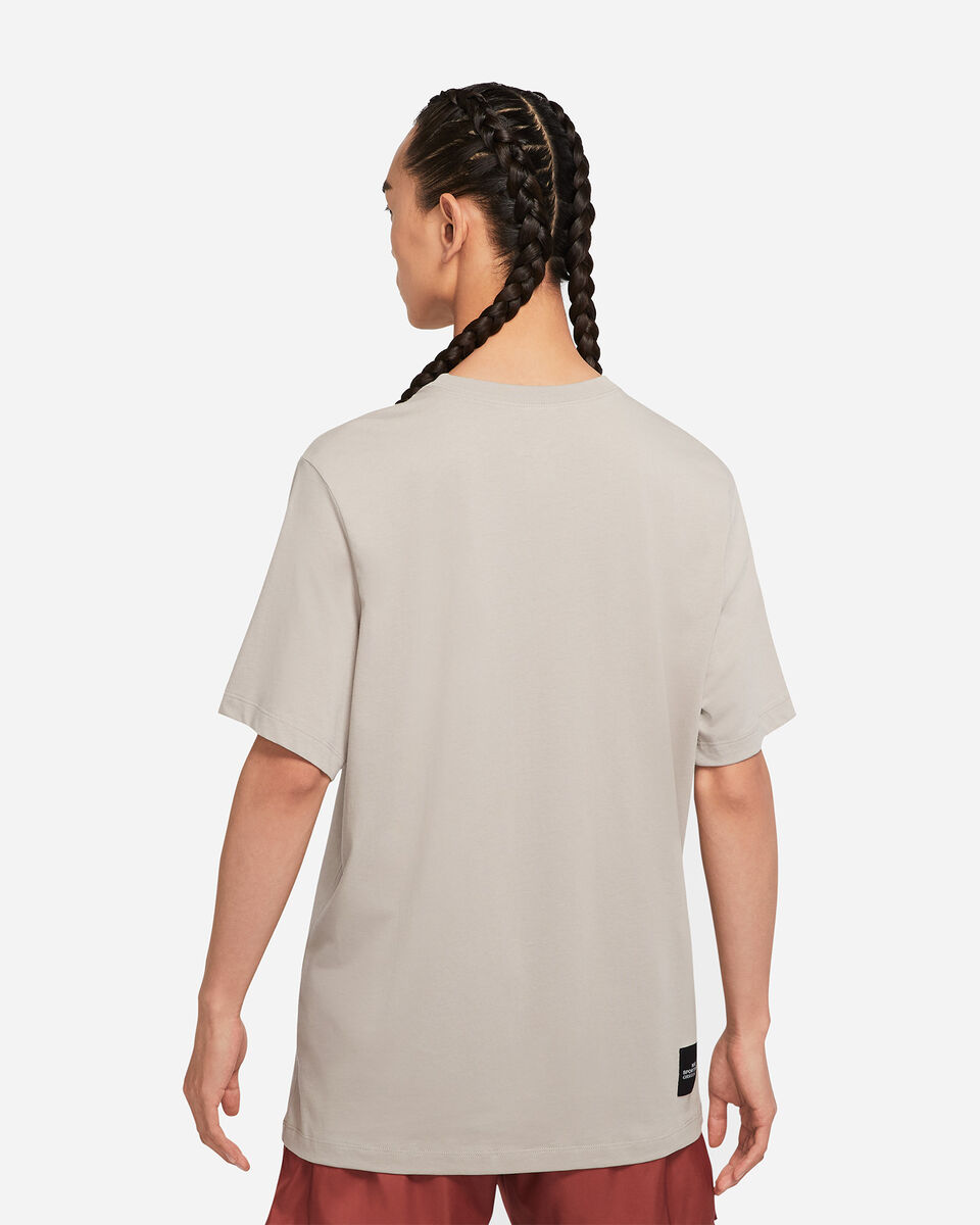 T-Shirt NIKE TREND SPIKE M S5225726 scatto 3