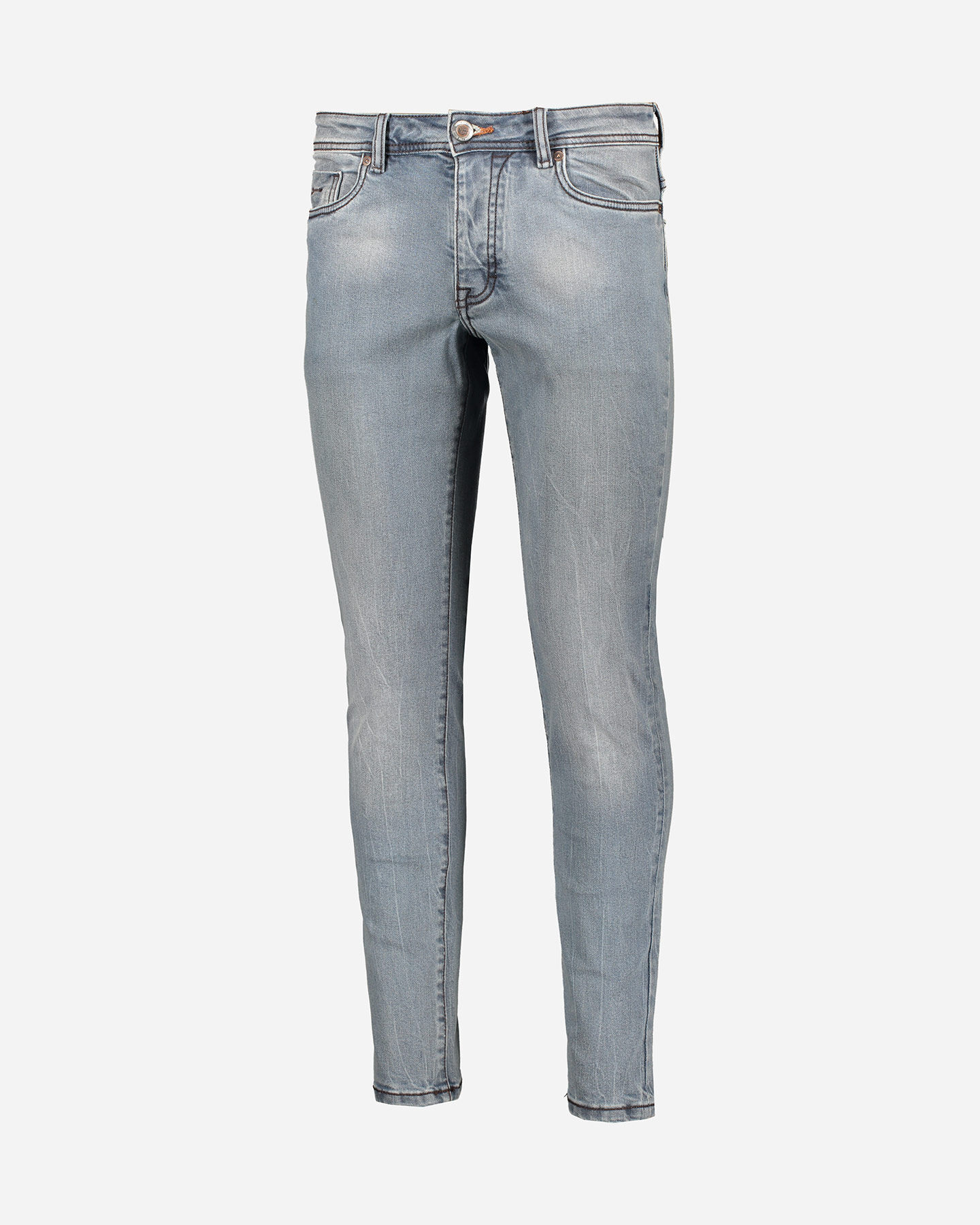 Jeans COTTON BELT 5TS SLIM M S4076651 scatto 4