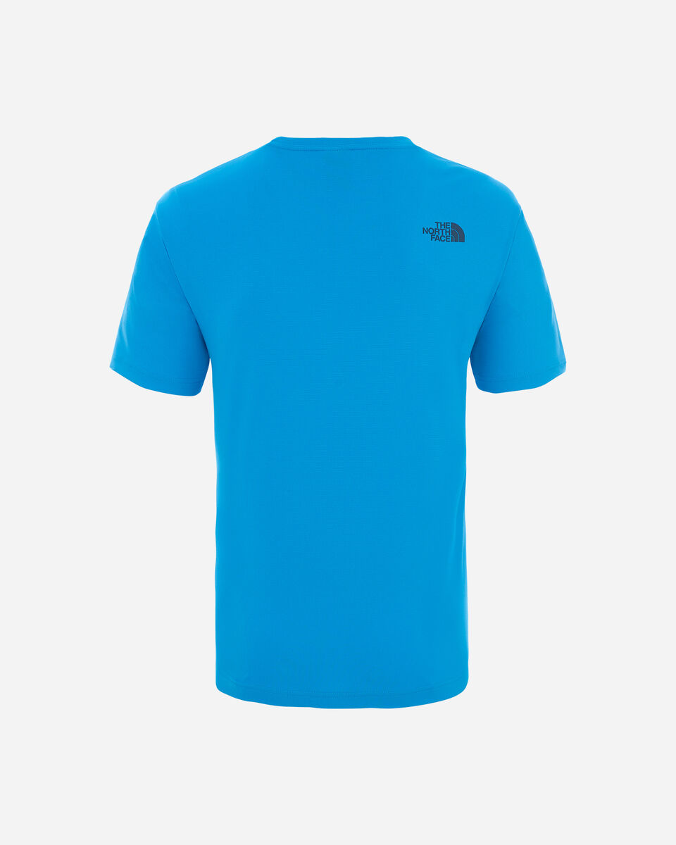 T-Shirt THE NORTH FACE EXTENT III TECH M S5181604 scatto 1