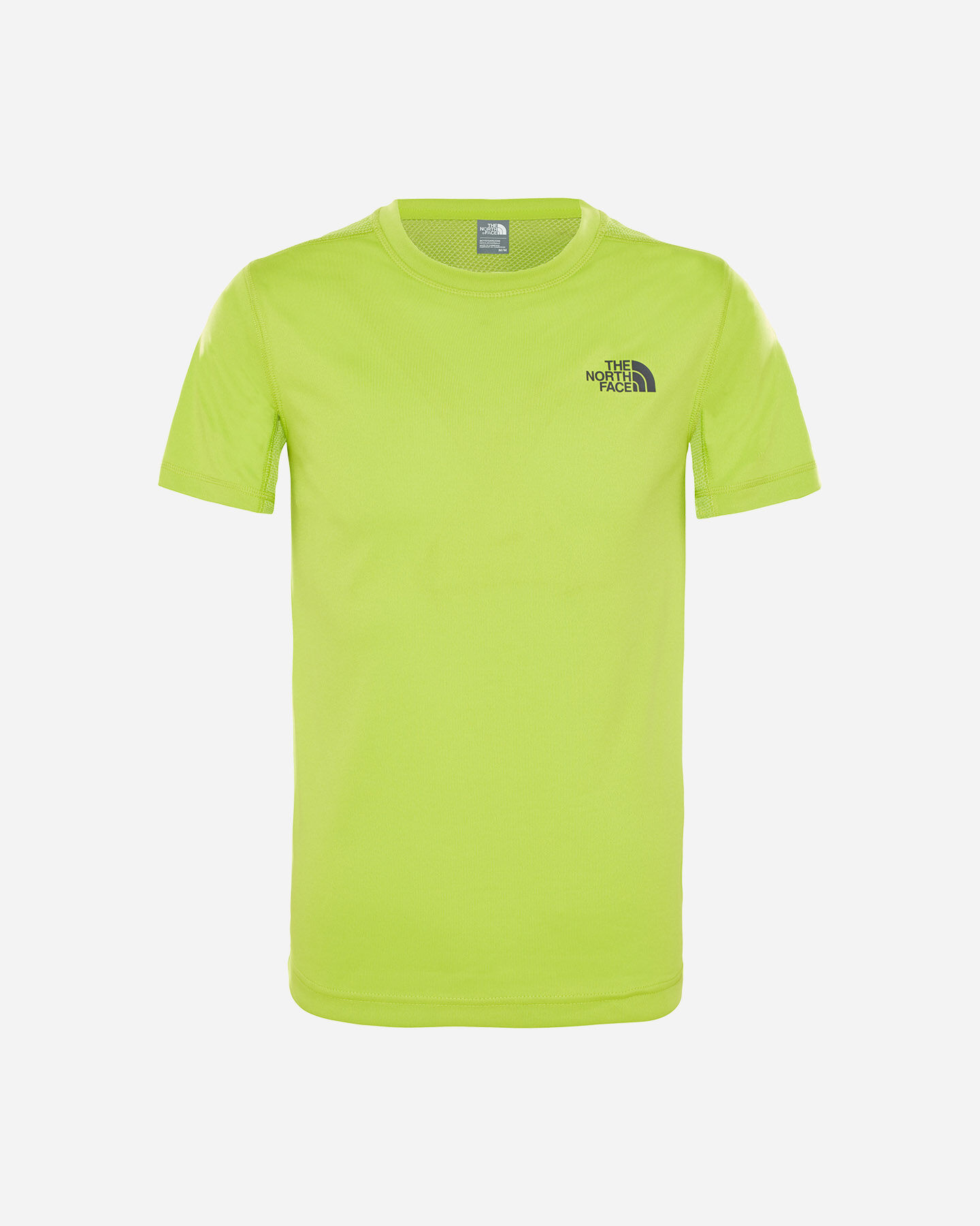 T-Shirt THE NORTH FACE REACTOR JR S5018648 scatto 0