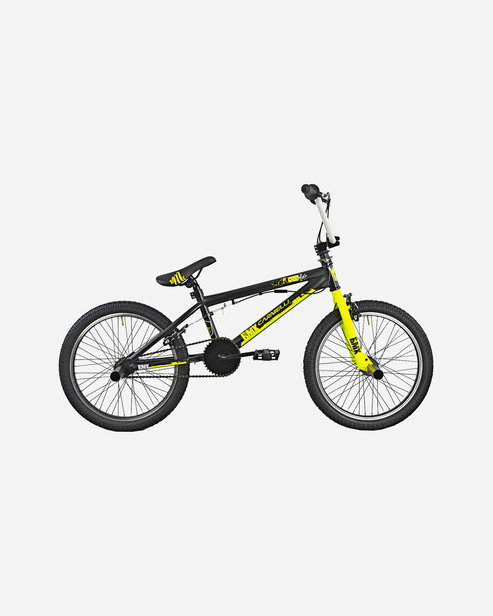 Bici junior CARNIELLI BIKE BMX EXPLOSIVE JR S4081412 1 UNI scatto 0