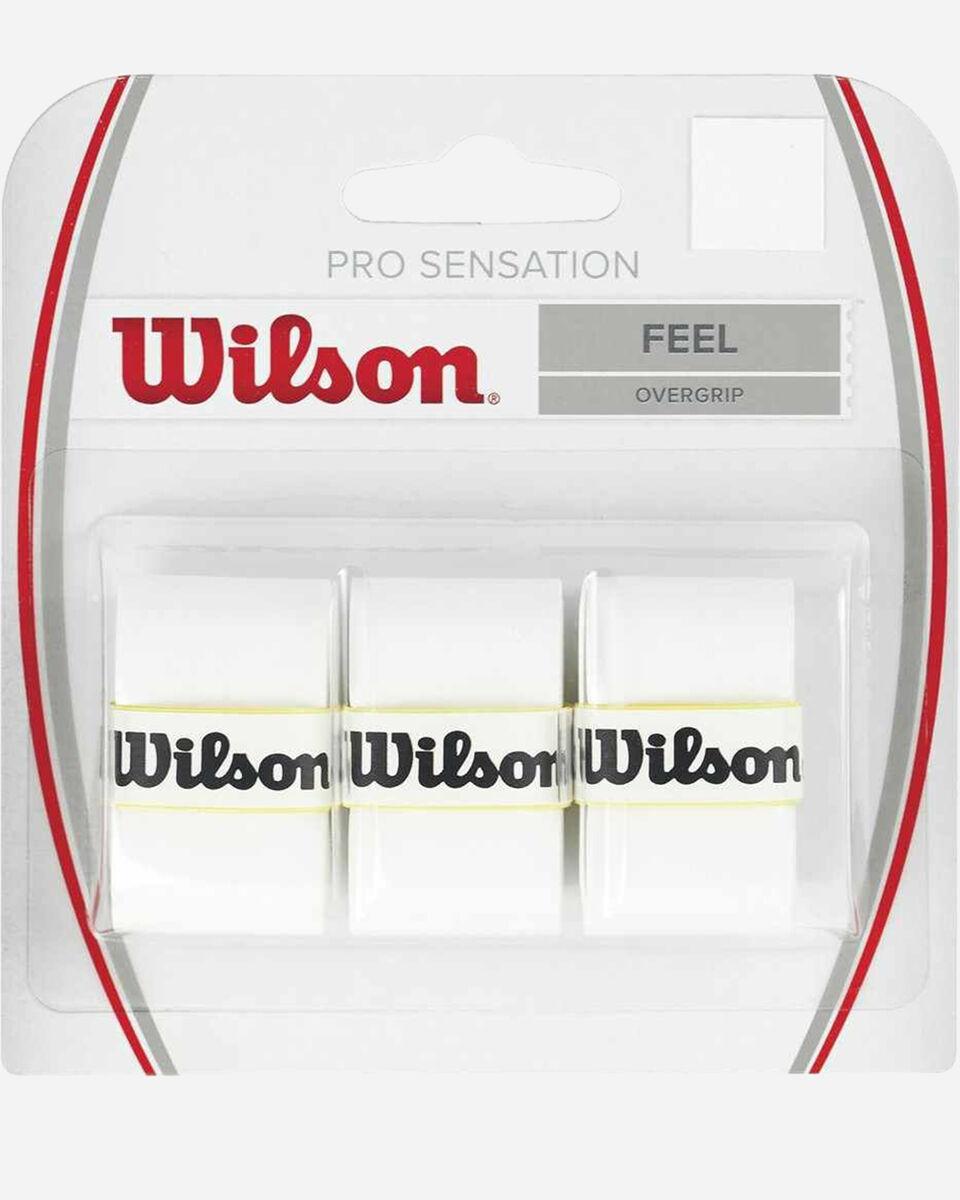 Grip tennis WILSON PRO OVERGRIP X3 S4046155|1|UNI scatto 1