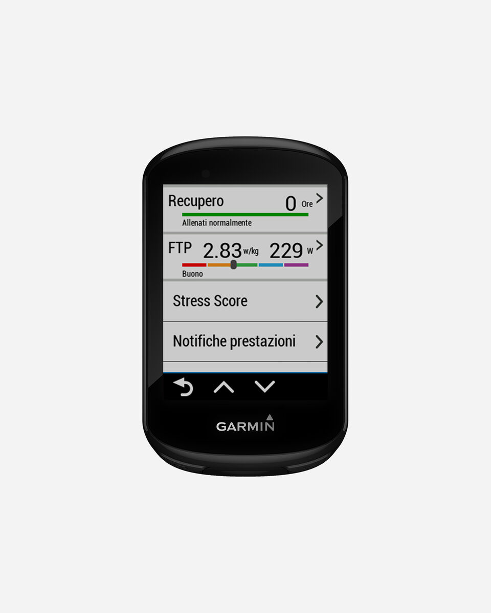 Orologio multifunzione GARMIN EDGE 830 SENSOR BUNDLE S4071887|11|UNI scatto 1
