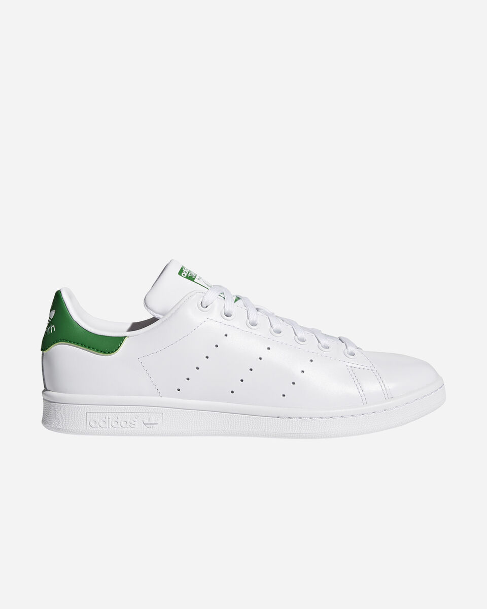 Scarpe sneakers ADIDAS STAN SMITH M S1290568 scatto 0