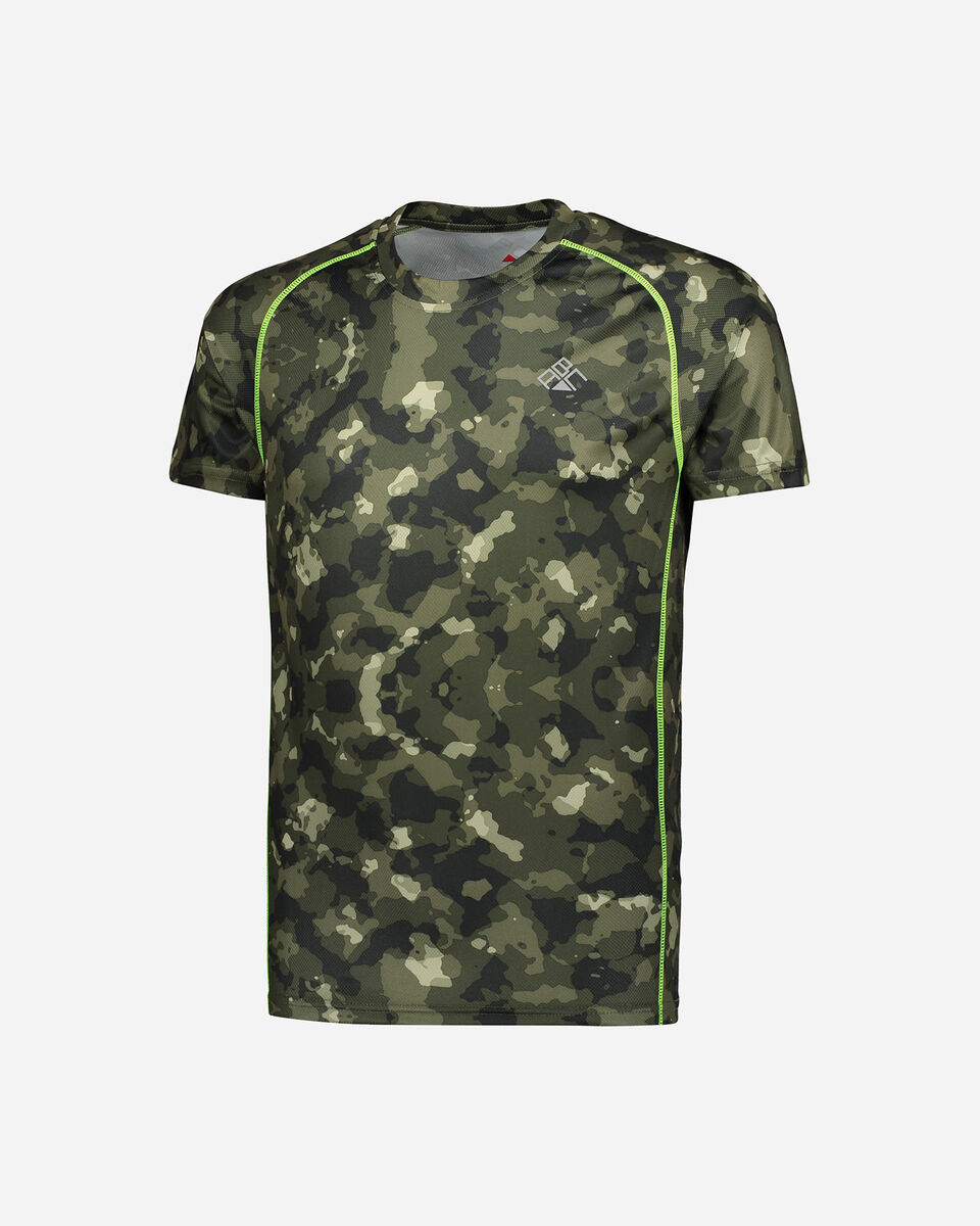 T-Shirt running ABC RUNNING M S4058875 scatto 0
