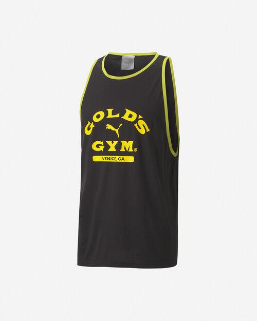 Canotta PUMA GOLD'S GYM M
