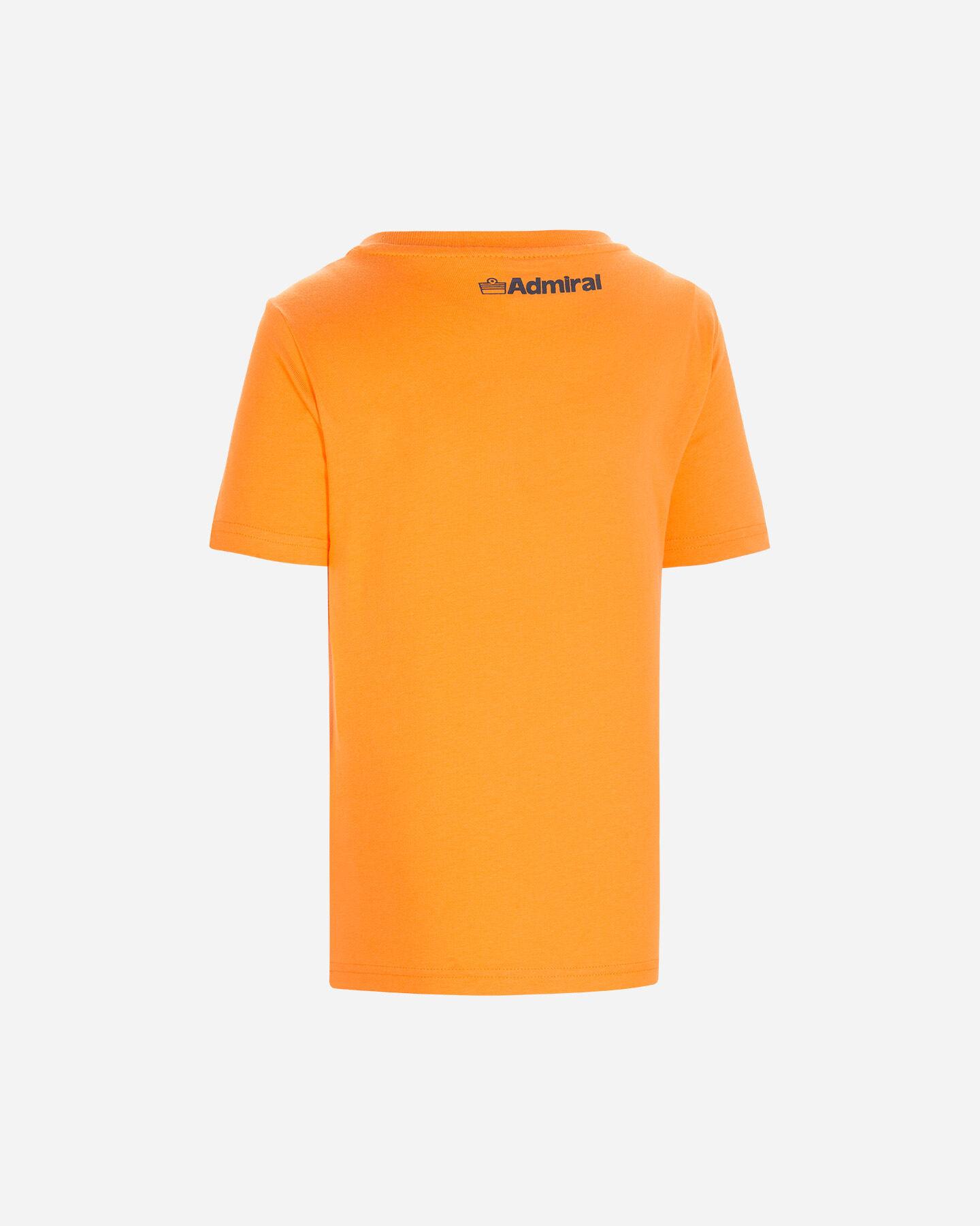 T-Shirt ADMIRAL BIG JR S4087543 scatto 1