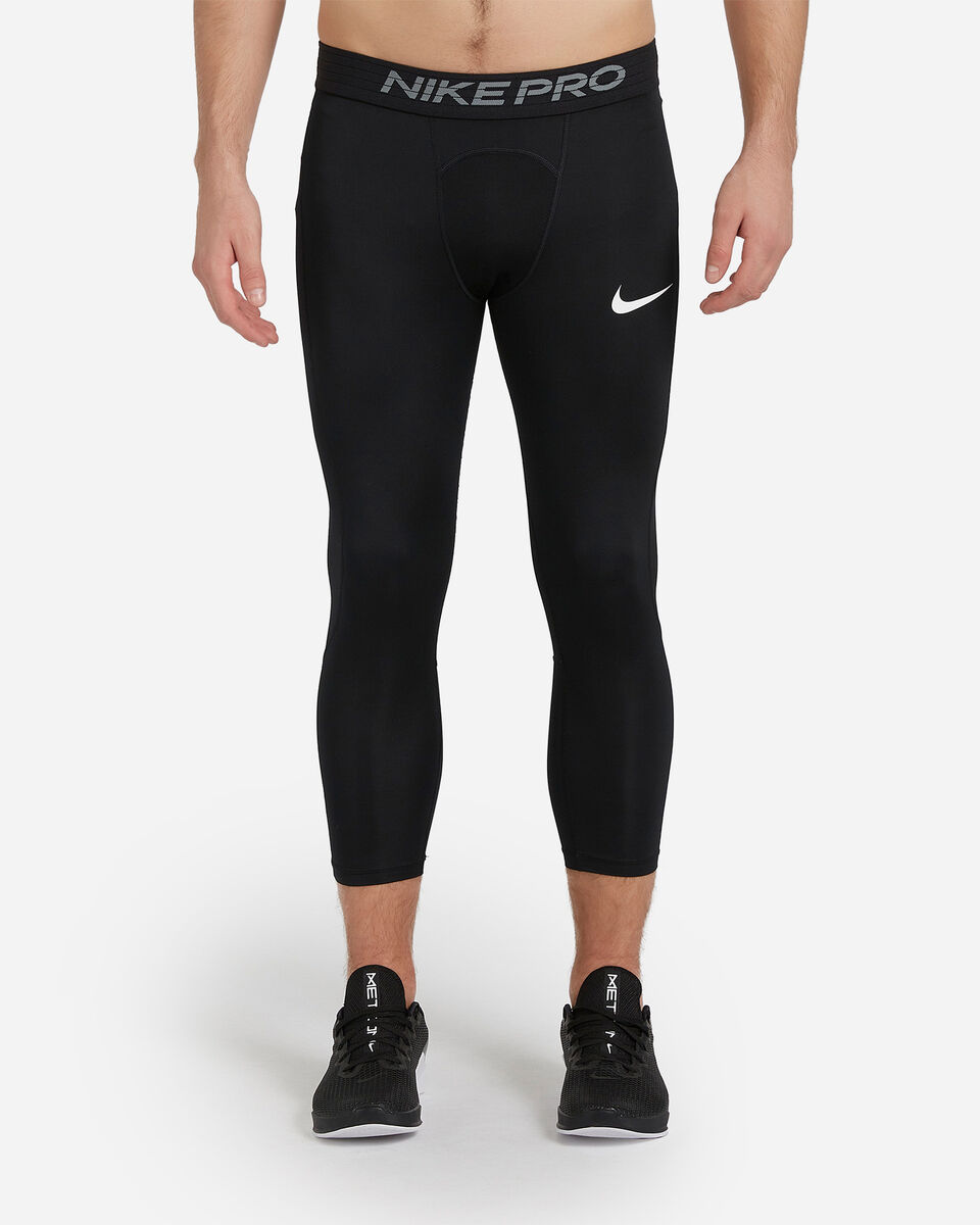 Pantalone training NIKE PRO M S5163150 scatto 0