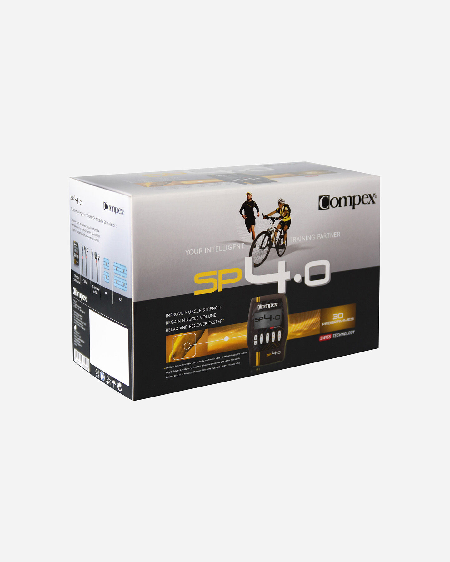 Elettrostimolatore COMPEX SP 4.0 S1296249 1 UNI scatto 1