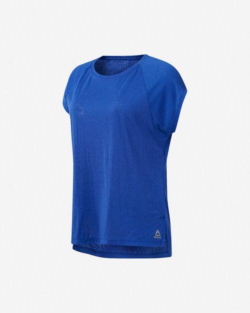 T-Shirt training REEBOK BURNOUT W