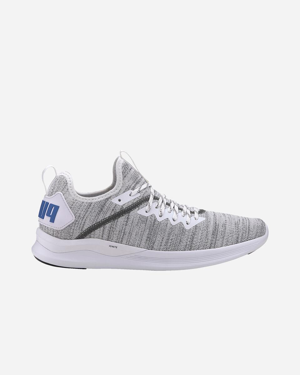 Scarpe sneakers PUMA IGNITE FLASH EVOKNIT M S5181432 scatto 0