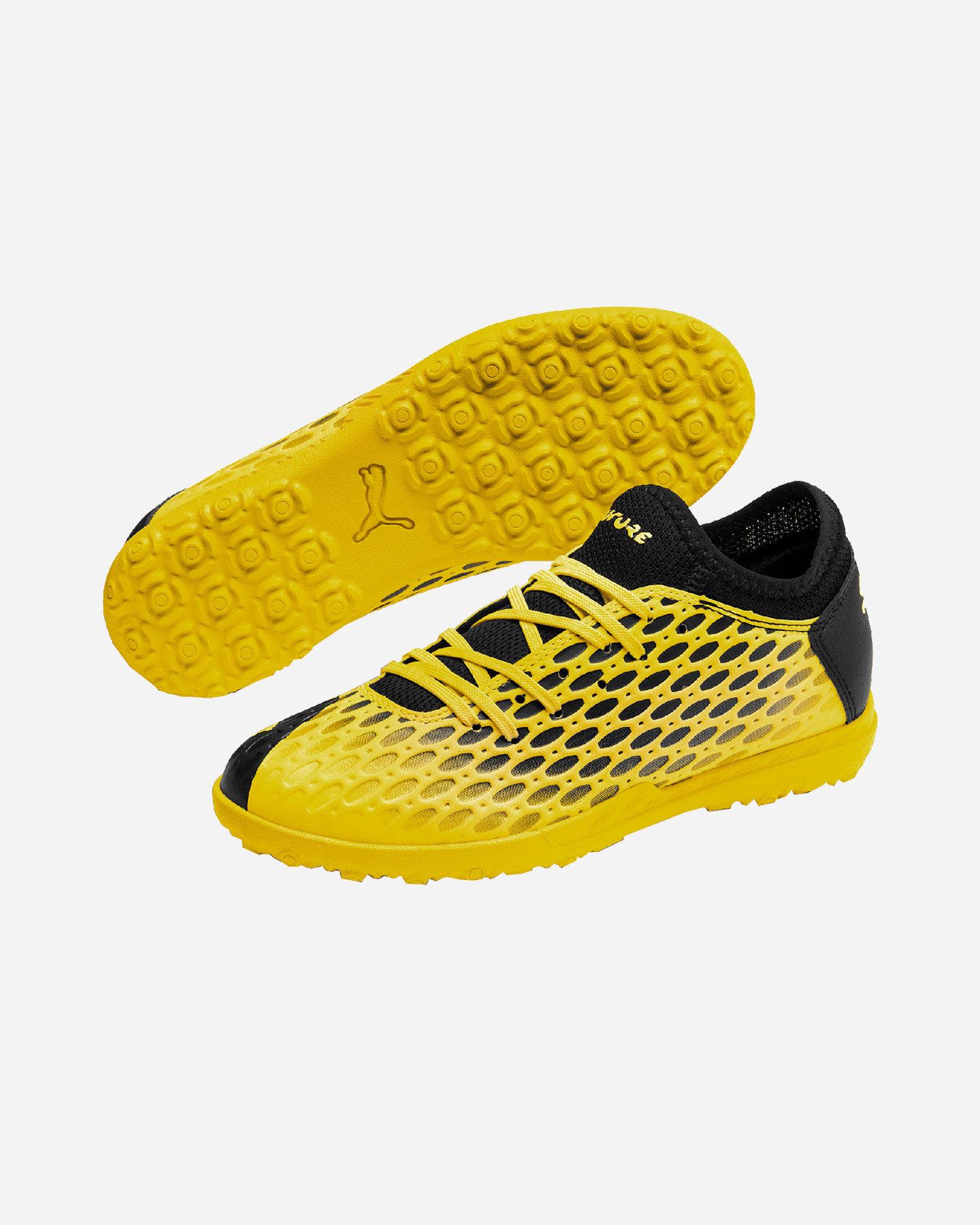 Scarpe calcio PUMA FUTURE 5.4 TT JR S5172877 scatto 1