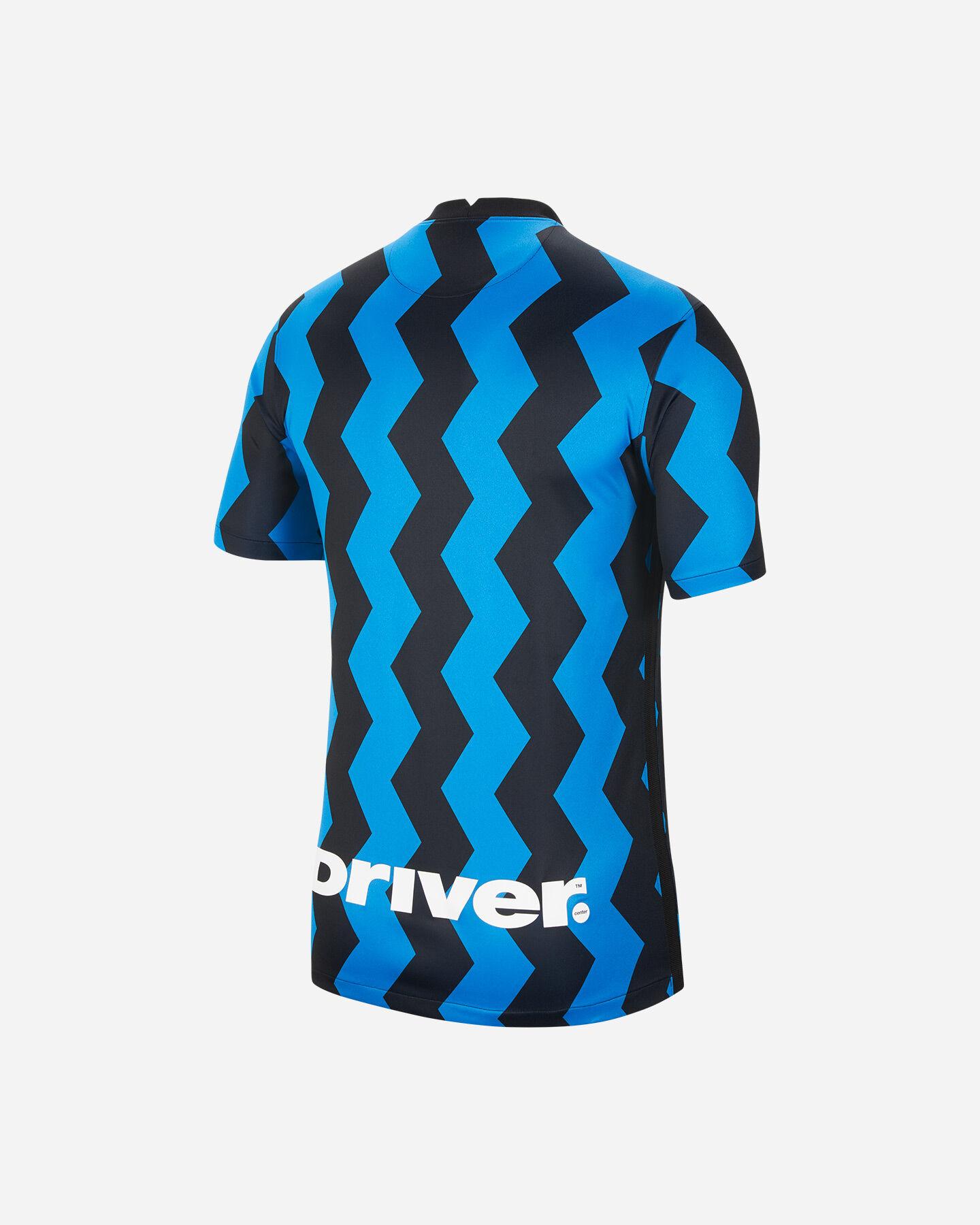 Maglia Calcio Nike Inter Home 20-21 M CD4240-414 | Cisalfa Sport