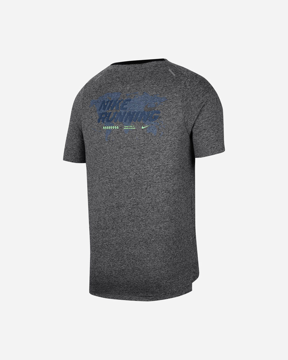 T-Shirt running NIKE RISE 365 FUTURE FAST M S5225510 scatto 1