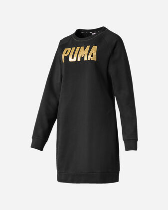 Felpa PUMA ATHLETICS BIG LOGO W