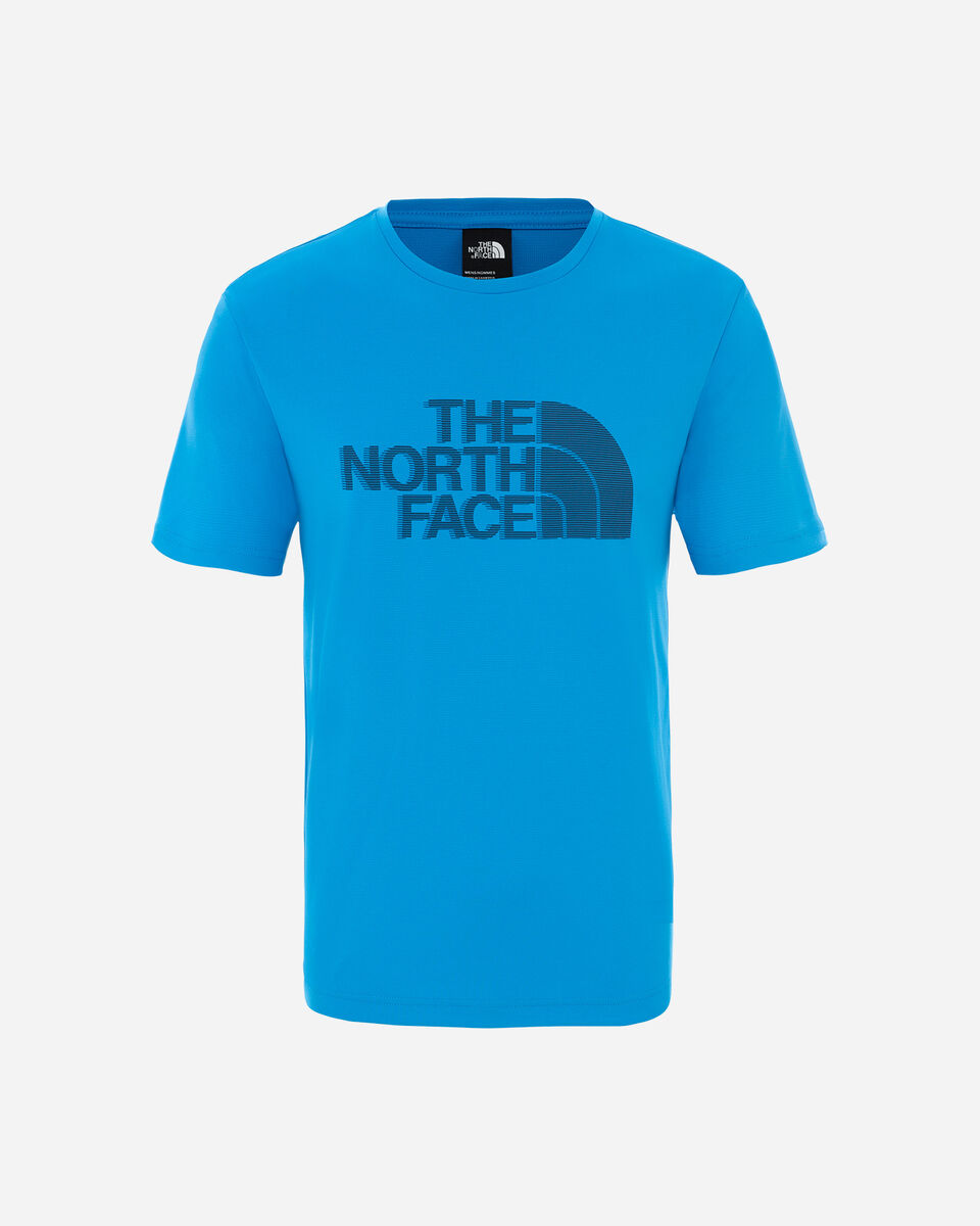 T-Shirt THE NORTH FACE EXTENT III TECH M S5181604 scatto 0